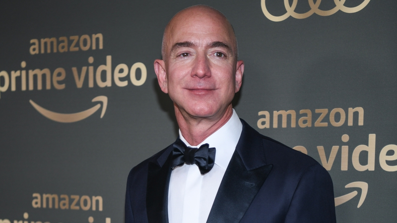Jeff Bezos transformed Amazon from a modest online bookseller into one of the world
