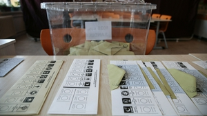 Local elections got under way in Turkey today