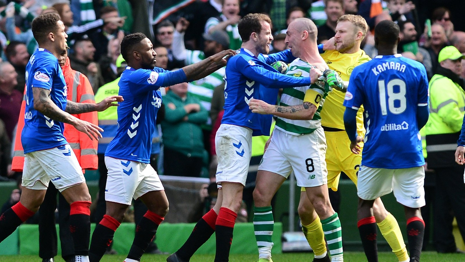 Image - The Old Firm rivalry has potentially weakened Scottish football overall