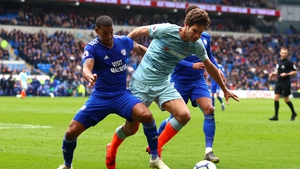 Cardiff slipped further into relegation mire after defeat to Chelsea