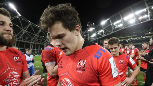 """Jacob Stockdale: """"Sport can be cruel and sometimes you have to learn your lessons the hard way"""""""