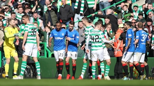 Celtic and Rangers were two of seven British teams fined