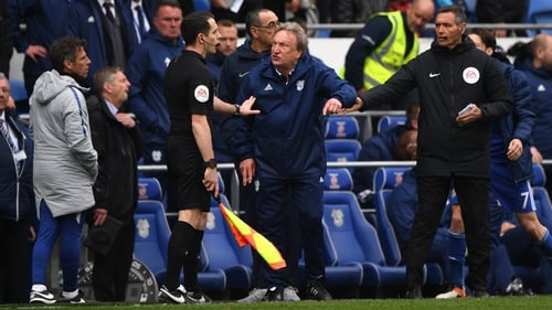 """Neil Warnock: """"The lads have just said 'what we do now gaffer? What's the point?'"""""""