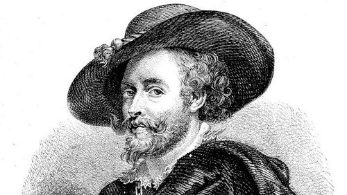 Flemish Baroque master Peter Paul Rubens
