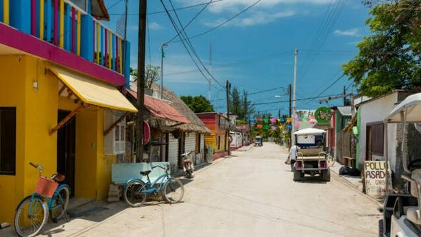 Isla Holbox, a car free zone (iStock/PA)