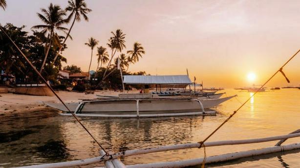 Panglao, Bohol (iStock/PA)