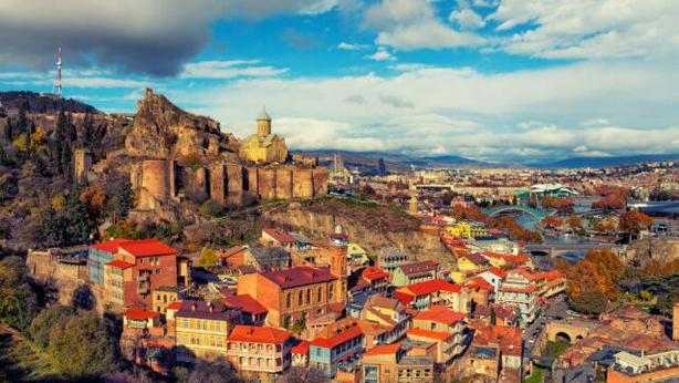 Tbilisi (iStock/PA)