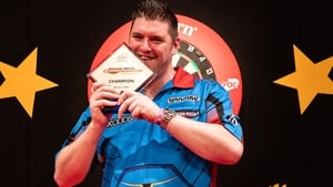 Daryl Gurney feels he has another couple of gears in him