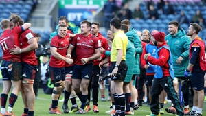 Munster dug deep in Murrayfield