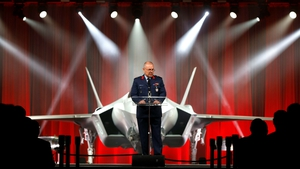 Turkey took delivery of its first F-35 last year
