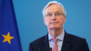 'It is our duty and our responsibility' to protect peace, Michel Barnier said