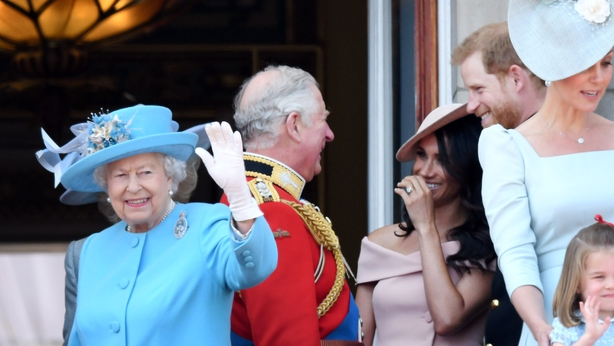 0845fb71 Turns out Prince Charles is Meghan Markle's secret style advisor