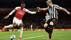 Ainsley Maitland-Niles is eager to get out of Arsenal