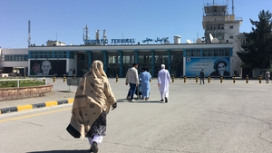The detour extends a two-and-a-half-hour Kabul-New Delhi flight into a five-hour trip, increasing fuel costs and fares