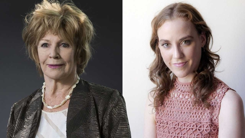 Edna O'Brien and Louise O'Neill