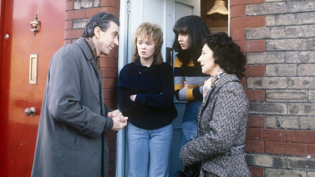 Cast of TV drama 'Dear Sarah' (1989)
