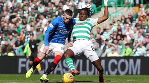Ryan Kent faces a two-match ban