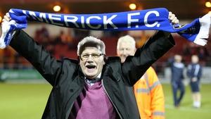 Limerick chairman Pat O'Sullivan