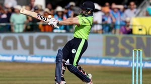 William Porterfield leads Ireland into battle against England on Friday