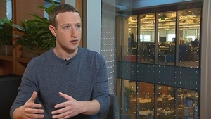 Mark Zuckerberg said the social network is in an ongoing 'arms race'