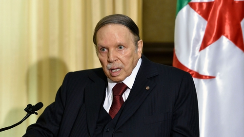 Abdelaziz Bouteflika has been president for two decades