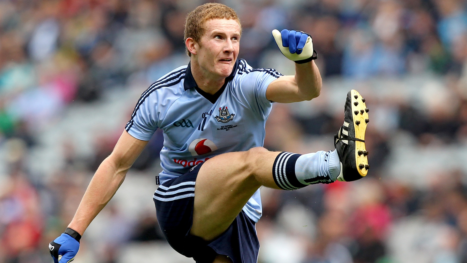 Image - Ciarán Kilkenny was the top scorer in the 2011 minor football championship with 0-39