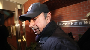 Carlos Ghosn had been under house arrest while preparing for a trial, which had been expected in the spring