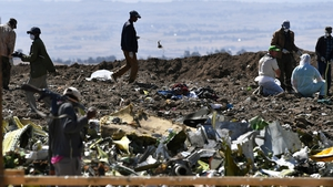 More than 340 people were killed in two crashes involving the Boeing 737 Max