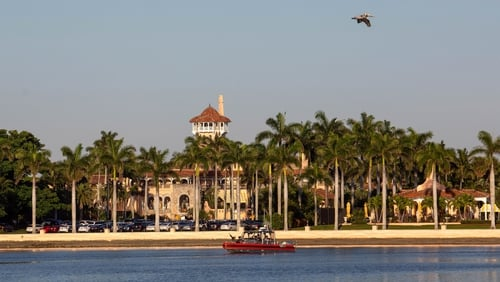 Woman with Chinese passports, malware arrested at Trump's Mar-a-Lago resort
