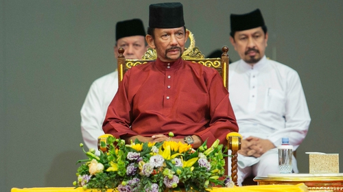 Sultan Hassanal Bolkiah has introduced tough new laws