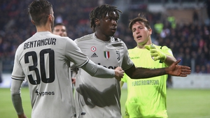 """Juve defender Leonardo Bonucci claimed team-mate Kean should take """"50-50"""" of the blame for the abuse he suffered in Cagliari"""