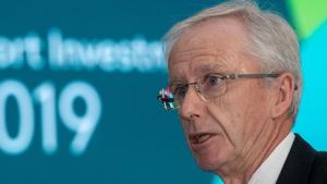 Chief Executive of Sport Ireland John Treacy (Pic:Inpho)