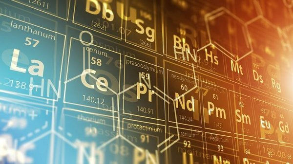 """The periodic table: """"a landmark eventthat was to transform chemistry from a tangle of disorganised facts into a disciplined science"""". Photo: iStock"""