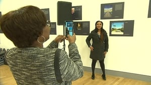 The exhibition is as part of DCU's Anam Arts Festival