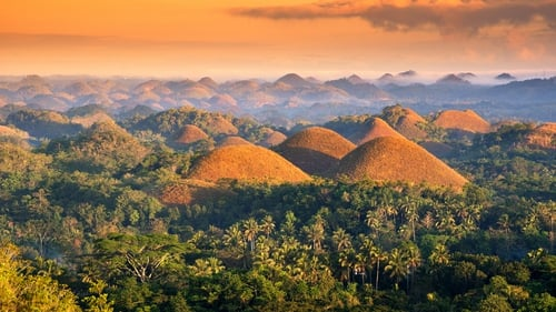 Bohol, Philippines. Photo: Getty