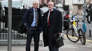 John Treacy and Kieran Mulvey (File photo)