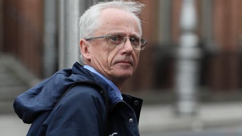 John Treacy criticised the lack of an FAI explanation on the loan from John Delaney