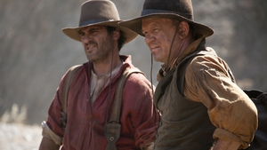 John C Reilly saddles up with the perfect partner in crime, Joaquin Phoenix