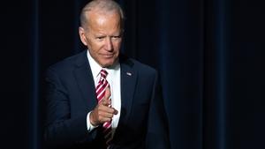 "Joe Biden said he ""always tried to make a human connection"""