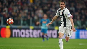 """Bonucci had said Moise Kean """"could have done it differently"""" in light of racist abuse from Cagliari fans and """"the blame is 50-50"""", after the 19-year-old spread his arms while facing the crowd after scoring"""