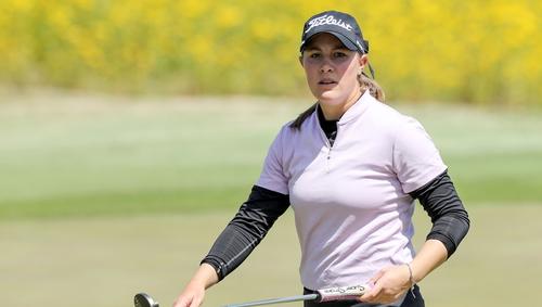 Soo's tough start in Augusta women's event