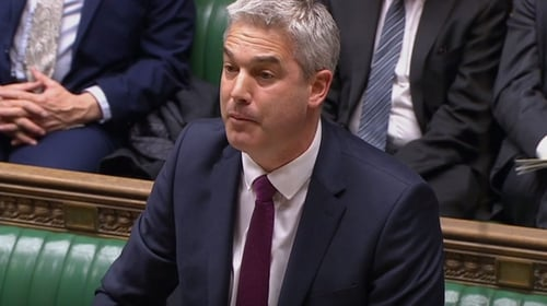 Steve Barclay said officials will only go to EU meetings that really matter