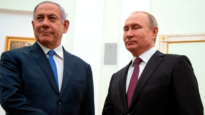 Benjamin Netanyahu thanked the Russian president for his help