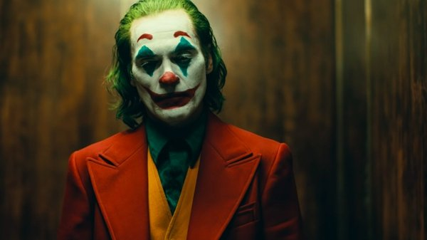 Why so serious? Joaquin Phoenix in Joker