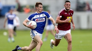 Trevor Collins and Noel Mulligan in action in last year's Leinster Championship clash between the sides