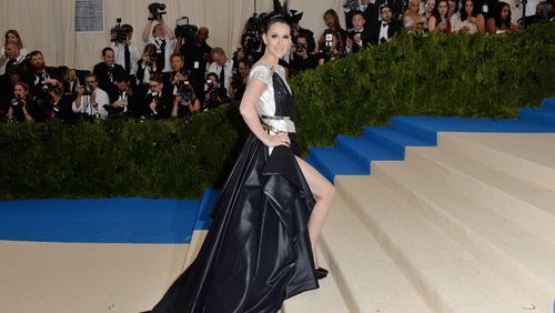 Céline Dion has become known for having fierce fun with fashion.