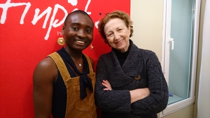 Chiamaka Enyi Amadi joins Olivia O Leary on this week's Poetry Programme