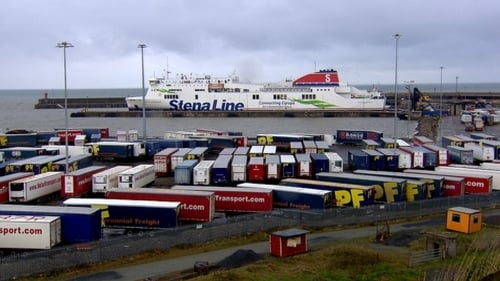 Rosslare port is the closest, geographically speaking, to mainland Europe