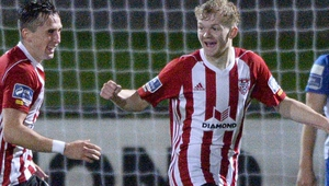 Derry City will be at home to Waterford