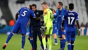Everton eye successive wins over a top-six club